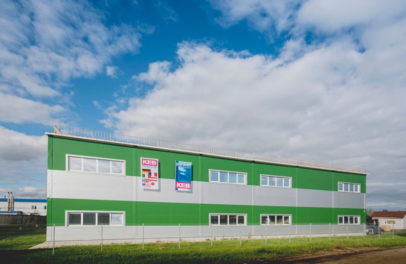 Производство в городе Владимере